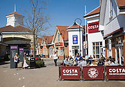Freeport retail shopping centre, Braintree, Essex, England