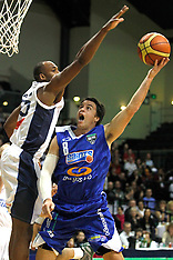 Wellington-NBL Basketball, Saints v Giants