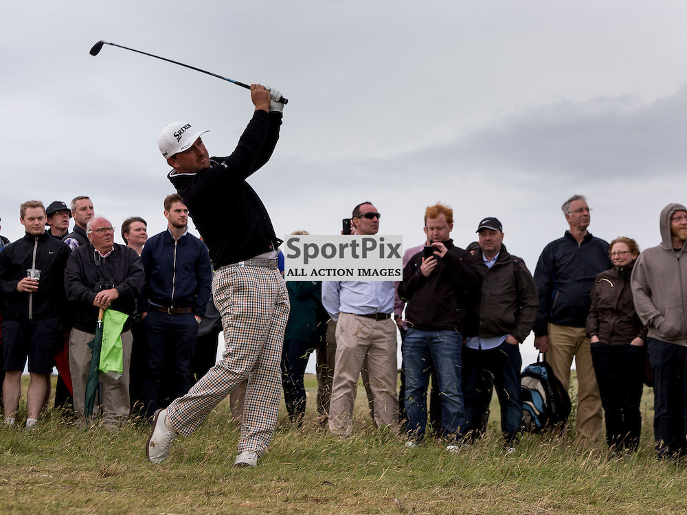 Aberdeen Asset Management Scottish Open 2015<br /> <br /> Graeme MCDOWELL  during day 3 of the Aberdeen Asset Management Scottish Open played at Gullane Golf Course on 9-12 July 2015<br /> <br /> Picture: Alan Rennie