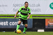 Forest Green Legends Paul Hunt during the Trevor Horsley Memorial Match held at the New Lawn, Forest Green, United Kingdom on 19 May 2019.
