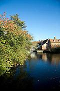 Flatford Mill, Suffolk, England