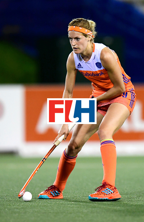 AUCKLAND - Sentinel Hockey World League final women<br /> Match id:10318<br /> 18 NED v KOR (Semi Final)<br /> Foto: Maartje Krekelaar   <br /> WORLDSPORTPICS COPYRIGHT FRANK UIJLENBROEK