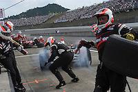 Helio Castroneves, Japan Indy 300, Twin Ring Motegi, Motegi, Tochigi Japan, 9/19//2010