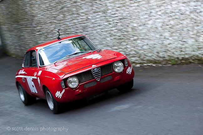 Goodwood Festival of Speed 2012 - Alfa Romeo GTA 1300 Junior