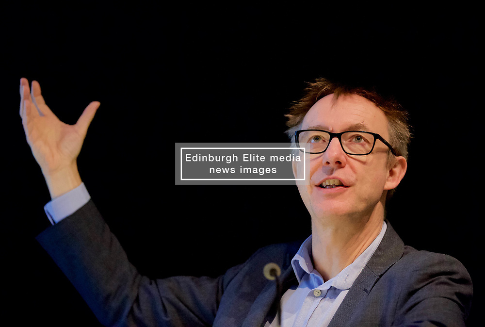 Paul Johnson, Director of the,Institute for Fiscal Studies, at a briefing on the Scottish budget held at the National Museum of Scotland. pic: Terry Murden @edinburghelitemedia