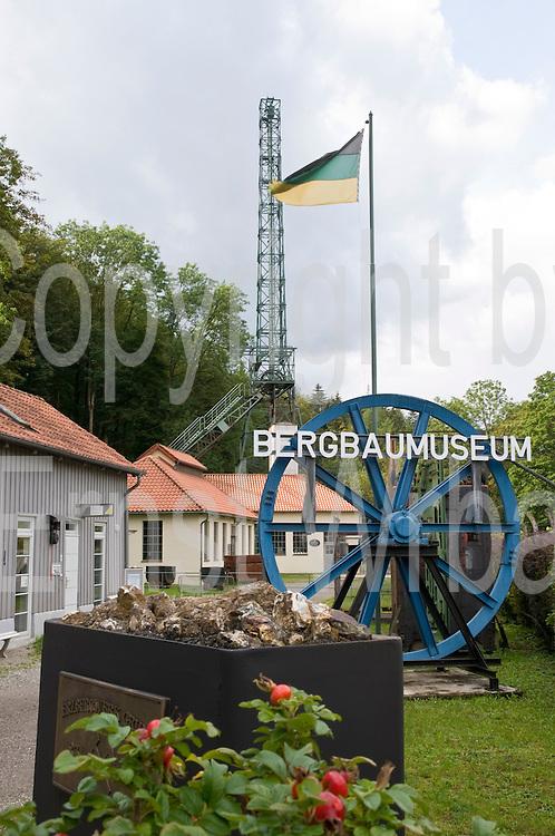 Schachtanlage Knesebeck, Bergbaumuseum, Bad Grund, Harz, Niedersachsen, Deutschland | Mining Plant Museum Schacht Knesebeck, Bad Grund, Harz, Lower Saxony, Germany