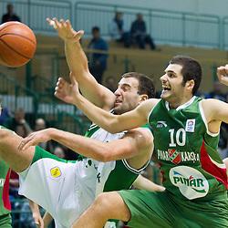 20121204: SLO, Basketball - Eurochallenge 2013, KK Krka vs Pinar Karsiyaka