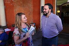 20170517 PRESENTAZIONE LISTE PER MAURA TOMASI SINDACO COMACCHIO