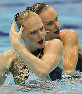 2012 - London Olympic Synchronised Swimming Qualification Tournament