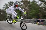 #26 (DARNAND Simba) FRA at Round 6 of the 2018 UCI BMX Superscross World Cup in Zolder, Belgium