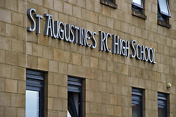 Pictured: John Swinney<br /> <br /> Deputy First Minister and Education Secretary John Swinney visited St Augiustine's RC High School in Edinburgh to speak to young people about attainment and leaving schools with the suite of statistics published today. St Augustine's RC High School<br /> <br /> <br /> Ger Harley | EEm 19 June 2018