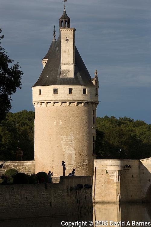 Chenonceau Chateau, River Cher, Indre-et-Loire, Loire Valley, France