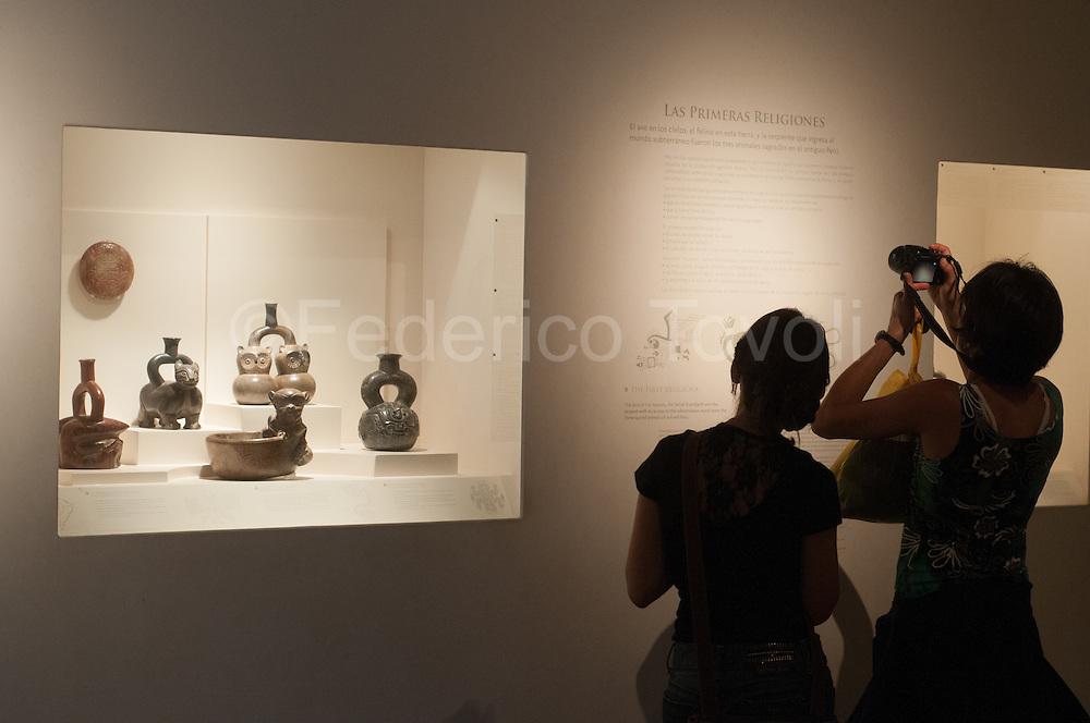 Larco Archaeological Museum. Pueblo Libre