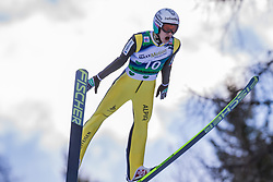 10.01.2015, Kulm, Bad Mitterndorf, AUT, FIS Ski Flug Weltcup, Bewerb, im Bild Gregor Deschwanden (SUI) // soars to the Air during his Competition Jump of the FIS Ski Flying World Cup at the Kulm, Bad Mitterndorf, Austria on 2015/01/10, EXPA Pictures © 2015, PhotoCredit: EXPA/ Dominik Angerer
