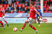 Walsall's Paul Downing during the Sky Bet League 1 match between Walsall and Bury at the Banks's Stadium, Walsall, England on 5 September 2015. Photo by Shane Healey.