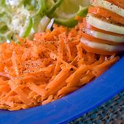 Mixed salad. Isla Mujeres, Quintana Roo. Mexico