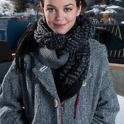 Actress Nora Zehetner photographed during the 2009 Sundance Film Festival