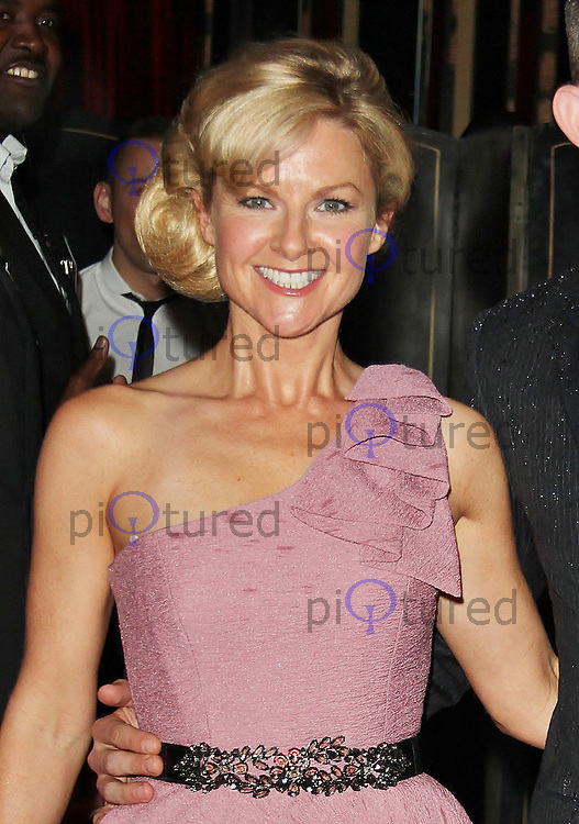 LONDON - July 12: Sarah Hadland at the ITV Summer Party (Photo by Brett D. Cove)