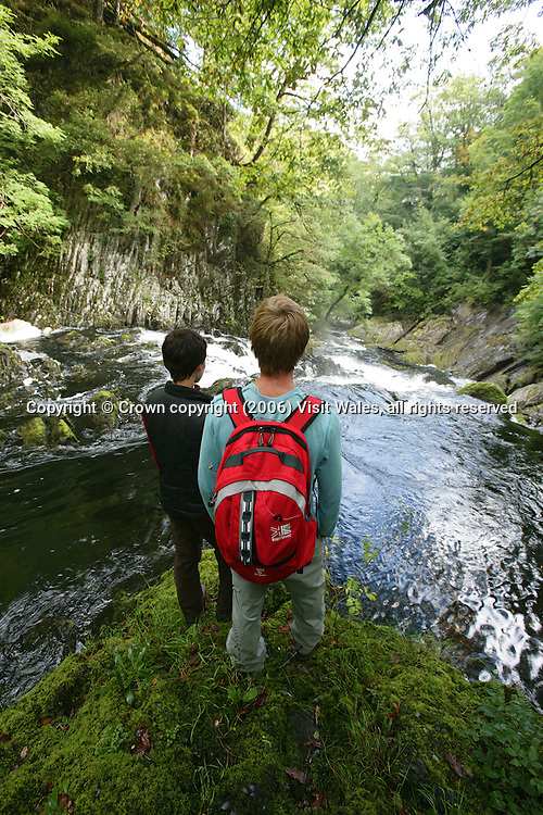 Swallow Falls<br />