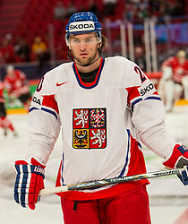 12.05.2013, Globe Arena, Stockholm, SWE, IIHF, Eishockey WM, Kanada vs Tschechische Republik, im Bild Czech Republic (Tjeckien) 20 Martin Hanzal // during the IIHF Icehockey World Championship Game between Canada and Czech Republic at the Ericsson Globe, Stockholm, Sweden on 2013/05/12. EXPA Pictures © 2013, PhotoCredit: EXPA/ PicAgency Skycam/ Johan Andersson..***** ATTENTION - OUT OF SWE *****