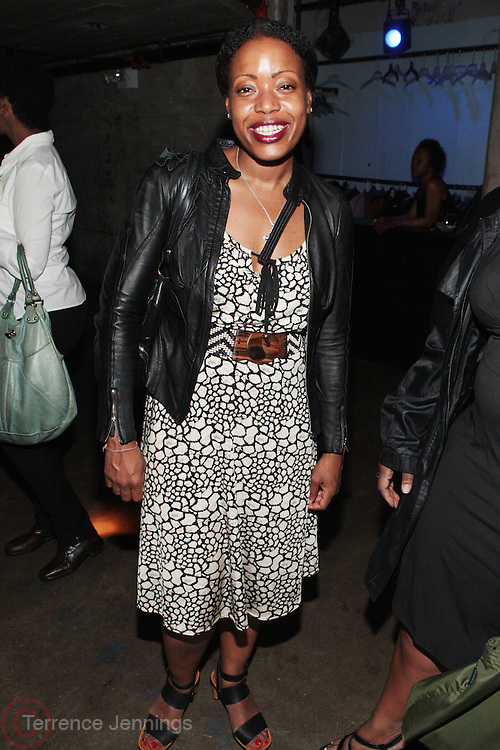 28 April 2011- New York,  NY-  Tracey Reese at The Sparkling Celebration for the Birthday of Harriette Cole held at the Galapagos Art Space on April 27, 2011 in Brooklyn, NY Photo Credit: Terrence Jennings