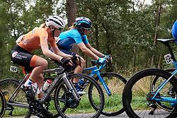 Sheyla Gutierrez Ruiz (ESP) at Boels Ladies Tour 2019 - Stage 3, a 156.8 km road race starting and finishing in Nijverdal, Netherlands on September 6, 2019. Photo by Sean Robinson/velofocus.com