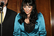 Martine McCutcheon, The launch of Gilt, a new champagne lounge in the Jumeira Carlton Tower Hotel. Sloane st. London. 17 October 2006. -DO NOT ARCHIVE-© Copyright Photograph by Dafydd Jones 66 Stockwell Park Rd. London SW9 0DA Tel 020 7733 0108 www.dafjones.com