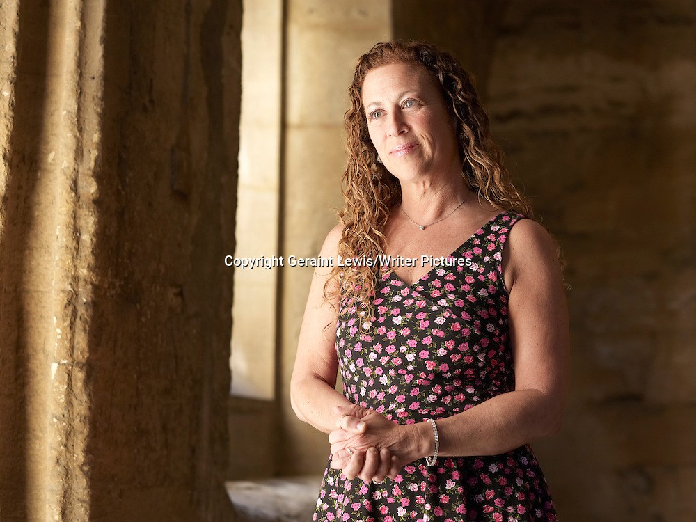 Jodi Picoult, American novelist and writer of Lone Wolf at The Oxford Literary Festival at Christchurch College Oxford. Taken 28th March 2012<br /> <br /> Credit Geraint Lewis/Writer Pictures<br /> <br /> WORLD RIGHTS