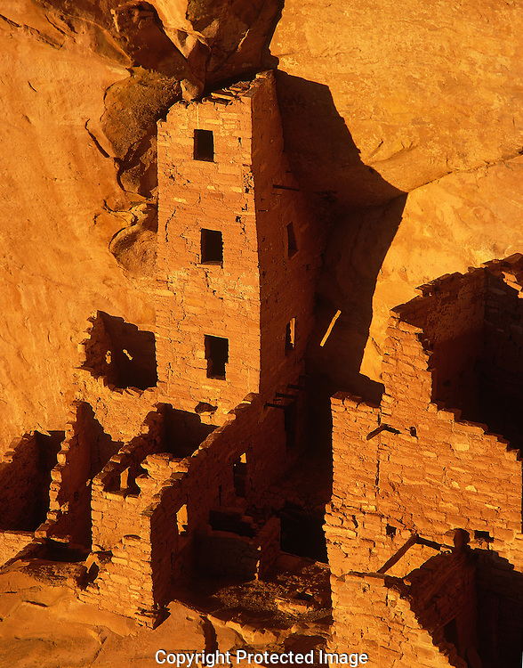 Mesa Verde, Square Tower House, CO