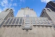 Civic Opera Building, Chicago riverfront