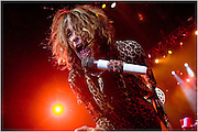 Steven Tyler and Aerosmith perform at Montreal's Bell Center. PHOTO BY TIM SNOW