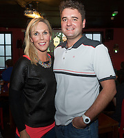 09/09/2015 Repro free: <br /> McGettigan's Galway Q&A session with Shane Lowry<br /> <br /> <br />  McGettigan's Galway were delighted to welcome WGC Bridgestone Champion and brand ambassador, Shane Lowry for his first visit to McGettigan's Galway for an exclusive Q&A session for invited guests.<br /> Shane discussed his rise from amateur status, all the challenges he's faced and overcome along the way and his most recent win at the WGC Bridgestone Championship. <br /> At the event were Aine Lally TG4 and Joe Quinn Salthill. <br /> www.mcgettigans.com<br /> <br /> Follow McGettigan's Galway  on Twitter -@McGettigansGWY <br /> Photo:Andrew Downes, xposure.