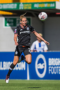 Joanna Andersson (Chelsea) during the FA Women's Super League match between Brighton and Hove Albion Women and Chelsea at The People's Pension Stadium, Crawley, England on 15 September 2019.