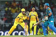 IPL Match 19 Chennai Super Kings v Pune Warriors India