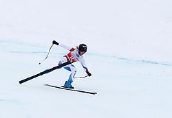 02.03.2014, Mont Lachaux, Crans Montana, SUI, FIS Weltcup Ski Alpin, Crans Montana, Abfahrt, Damen, im Bild Lara Gut (SUI) // during Womens Downhill of FIS Ski Alpine World Cup at the Mont Lachaux in Crans Montana, Switzerland on 2014/03/02. EXPA Pictures © 2014, PhotoCredit: EXPA/ Freshfocus/ Christian Pfander<br /> <br /> *****ATTENTION - for AUT, SLO, CRO, SRB, BIH, MAZ only*****