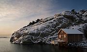 Picture by Mark Larner. Picture shows Stensvik, West Coast, Sweden, December 2010.