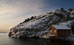 Picture by Mark Larner. Picture shows Stensvik, West Coast, Sweden, December 2010.