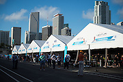 March 14, 2015 - FIA Formula E Miami EPrix: Formula E paddock atmosphere