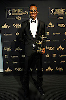 Jonathan KODJIA  - 17.05.2015 - Ceremonie des Trophees UNFP 2015<br />
