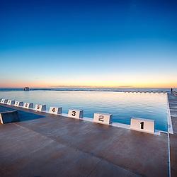 Merewether Ocean Baths Iv