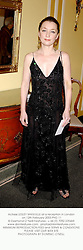 Actress LESLEY MANVILLE at a reception in London on 12th February 2003.	PHD 11