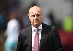Burnley manager Sean Dyche before the match - Mandatory by-line: Jack Phillips/JMP - 21/05/2017 - FOOTBALL - Turf Moor - Burnley, England - Burnley v West Ham United - Premier League