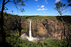 AUSTRALIA QUEENSLAND GIRRINGUN NATIONAL PARK 24FEB08 - The Wallaman Falls in Girringun National Park...jre/Photo by Jiri Rezac..© Jiri Rezac 2008..Contact: +44 (0) 7050 110 417.Mobile:  +44 (0) 7801 337 683.Office:  +44 (0) 20 8968 9635..Email:   jiri@jirirezac.com..Web:    www.jirirezac.com..© All images Jiri Rezac 2008 - All rights reserved.