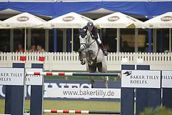 Andersen, Lars Bak, Quel Filou<br /> Hamburg - Hamburger Derby 2015<br /> Baker Tilly Roelfs Trophy<br /> © www.sportfotos-lafrentz.de/Stefan Lafrentz