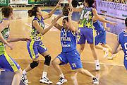 PARMA 16 FEBBRAIO 2011<br /> BASKET ALL STAR GAME FEMMINILE<br /> NAZIONALE ITALIANA FEMMINILE<br /> NELLA FOTO VALENTINA SICCARDI<br /> FOTO CIAMILLO