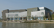 Furniture village near Shanghai. Architect: The Atkins Group.