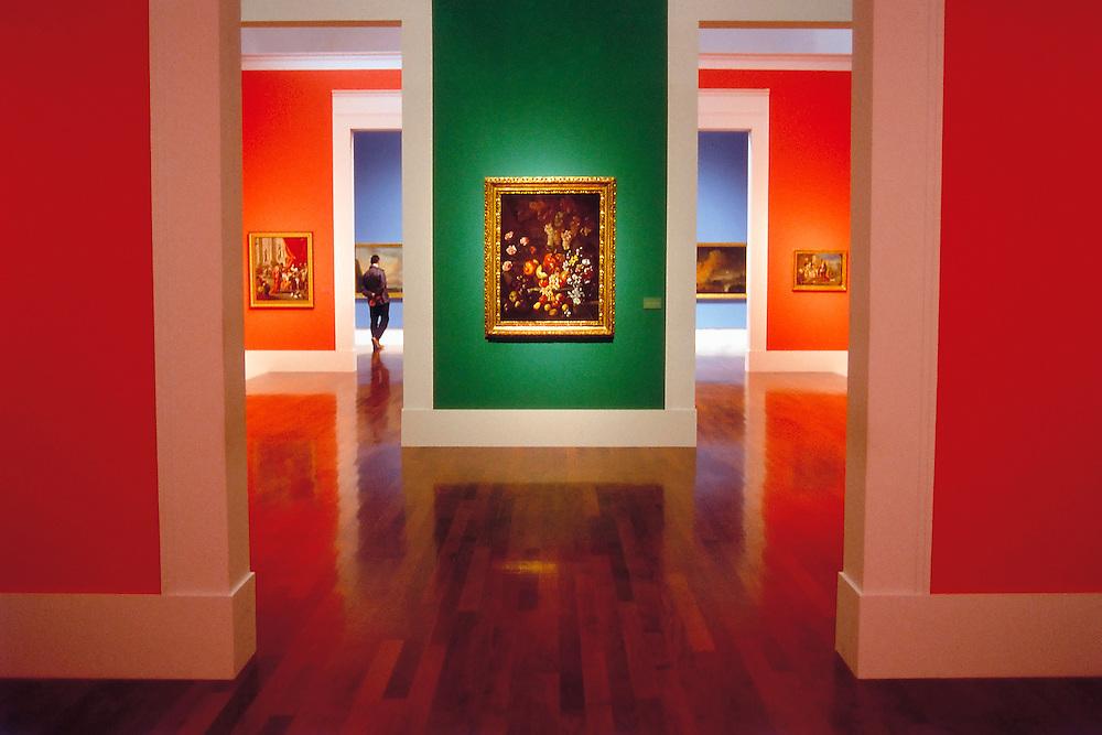 Fine Arts Museum.<br /> Valencia, Spain.
