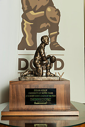 General images during the Dodd Trophy dinner at the Capital City Club on Thursday, December 27, 2018, in Atlanta. (Paul Abell via Abell Images for the Chick-fil-A Peach Bowl/Dodd Trophy)