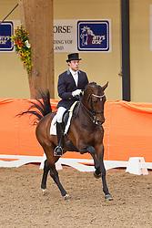 Laurens van Lieren (NED) - President's Wonderboy<br /> KNHS Indoorkampioenschappen 2011<br /> © Hippo Foto - Leanjo de Koster