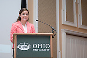 Appalachian Scholars Open House Program in New Baker...Appalachian Scholar, Rebecca A Capper